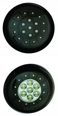 Headlights & Tail Lights - LED Tail Lights - In Pro Carwear - Chevrolet HHR IPCW Taillights - LED - 1 Pair - LEDT-353CB