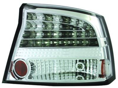 Headlights & Tail Lights - Led Tail Lights - In Pro Carwear - Dodge Charger IPCW Taillights - LED - 1 Pair - LEDT-416C2