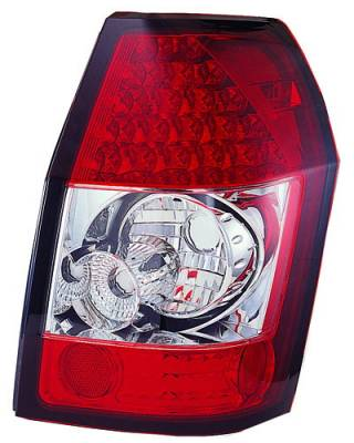Headlights & Tail Lights - Led Tail Lights - In Pro Carwear - Dodge Magnum IPCW Taillights - LED - 1 Pair - LEDT-417R2