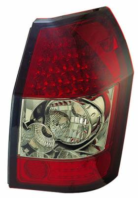 Headlights & Tail Lights - Led Tail Lights - In Pro Carwear - Dodge Magnum IPCW Taillights - LED - 1 Pair - LEDT-417RS2