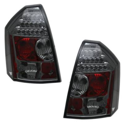 Headlights & Tail Lights - Led Tail Lights - MotorBlvd - Chrysler 300 & 300C Tail Lights