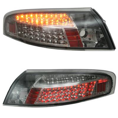 Headlights & Tail Lights - LED Tail Lights - MotorBlvd - Porsche 911 Carrera 4 Tail Lights