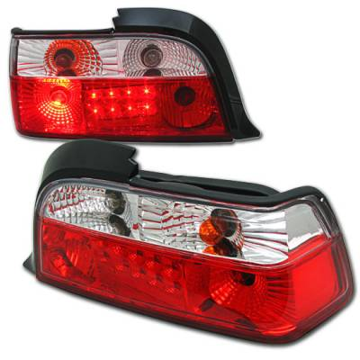 Headlights & Tail Lights - Led Tail Lights - MotorBlvd - Bmw Tail Lights