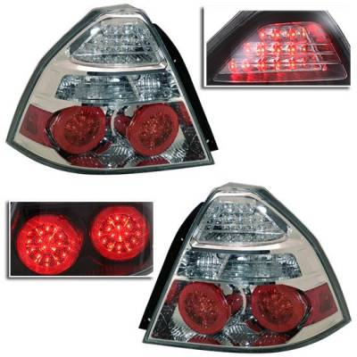 Headlights & Tail Lights - Led Tail Lights - MotorBlvd - Chevrolet Tail Lights