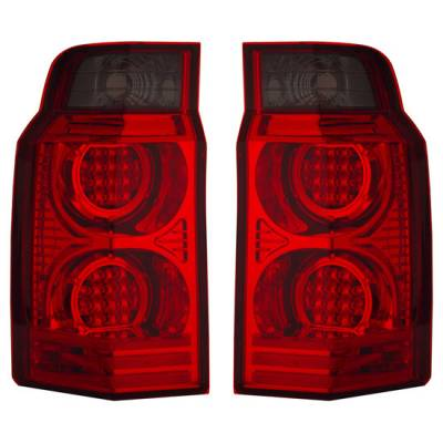 Headlights & Tail Lights - Led Tail Lights - MotorBlvd - Jeep Tail Lights