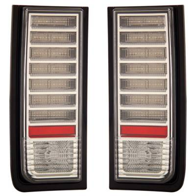 Headlights & Tail Lights - Led Tail Lights - MotorBlvd - Hummer Tail Lights