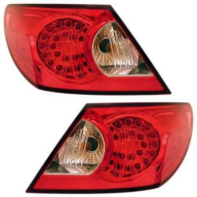 Headlights & Tail Lights - LED Tail Lights - MotorBlvd - Chrysler Tail Lights