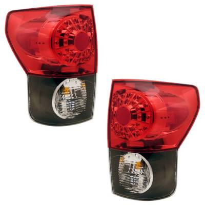 Headlights & Tail Lights - Led Tail Lights - MotorBlvd - Toyota Tail Lights