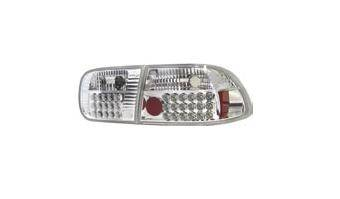Matrix - Chrome LED Taillights - MTX-09-4045