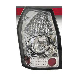 Matrix - Chrome LED Taillights - MTX-09-4050-L