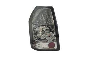 Headlights & Tail Lights - Led Tail Lights - Matrix - LED Taillights with Smoke Housing - MTX-09-4050-LS