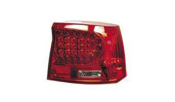 Headlights & Tail Lights - Led Tail Lights - Matrix - Red and Clear LED Taillights - MTX-09-4070-LR