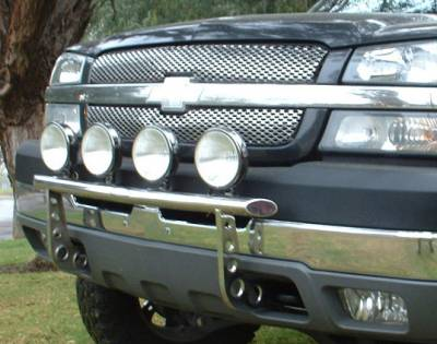 SUV Truck Accessories - Light Bars - Hildebrandt USA - Hildebrandt Mojave Light Bar with 4 Mounting Tabs - 75-23010
