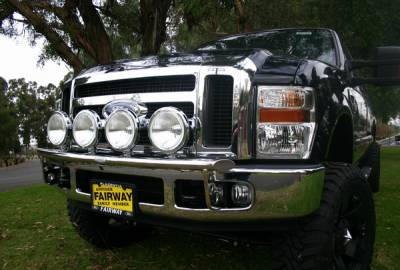 SUV Truck Accessories - Light Bars - Hildebrandt USA - Hildebrandt Mojave Light Bar with 4 Mounting Tabs - 75-43110