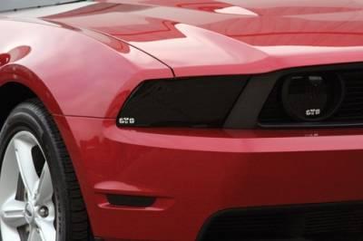 Headlights & Tail Lights - Headlight Covers - GT Styling - Ford Mustang GT Styling Headlight Cover - GT0251