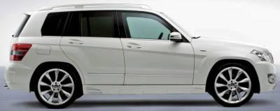 Suspension - Lowering Springs - Lorinser - Mercedes-Benz GLK Class Lorinser Sport Spring Kit - 432 0204 50