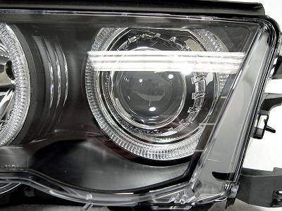 Euro - 01-02 M3 2D Coupe Convert Headlights - Image 3