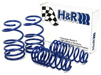 Suspension - Lowering Springs - H&R - Ford Mustang H&R H&R Super Sport Springs - 47100