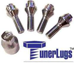 Accessories - Lug Nuts - LugLocks - Mercedes Lug Locks