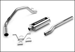 Exhaust - MagnaFlow - MagnaFlow - Magnaflow Cat-Back Exhaust System - 15611