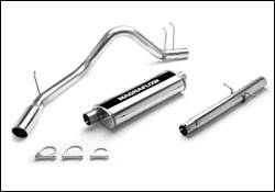 Exhaust - MagnaFlow - MagnaFlow - Magnaflow Cat-Back Exhaust System - 15612