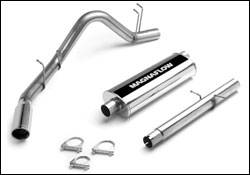 Exhaust - MagnaFlow - MagnaFlow - Magnaflow Cat-Back Exhaust System - 15616