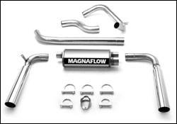 Exhaust - MagnaFlow - MagnaFlow - Magnaflow Cat-Back Exhaust System - 15620