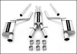 Exhaust - MagnaFlow - MagnaFlow - Magnaflow Cat-Back Exhaust System - 15628