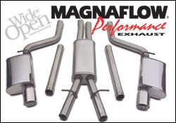 Exhaust - MagnaFlow - MagnaFlow - Magnaflow Cat-Back Exhaust System - 15629
