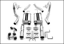 Exhaust - MagnaFlow - MagnaFlow - Magnaflow Cat-Back Exhaust System - 15638