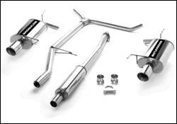 Exhaust - MagnaFlow - MagnaFlow - Magnaflow Cat-Back Exhaust System - 15640