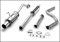 Exhaust - MagnaFlow - MagnaFlow - Magnaflow Cat-Back Exhaust System - 15646