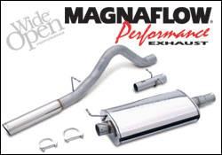 Exhaust - MagnaFlow - MagnaFlow - Magnaflow Cat-Back Exhaust System - 15659