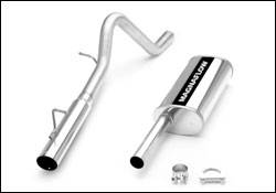 Exhaust - MagnaFlow - MagnaFlow - Magnaflow Cat-Back Exhaust System - 15664
