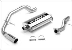 Exhaust - MagnaFlow - MagnaFlow - Magnaflow Cat-Back Exhaust System - 15666