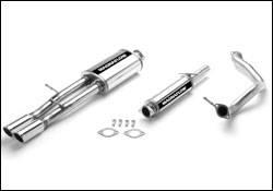 Exhaust - MagnaFlow - MagnaFlow - Magnaflow Cat-Back Exhaust System - 15669