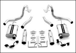 Exhaust - MagnaFlow - MagnaFlow - Magnaflow Cat-Back Exhaust System - 15671