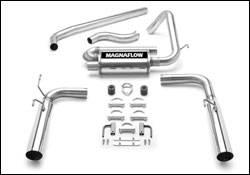 Exhaust - MagnaFlow - MagnaFlow - Magnaflow Cat-Back Exhaust System - 15693