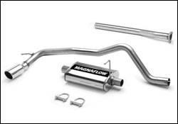 Exhaust - MagnaFlow - MagnaFlow - Magnaflow Cat-Back Exhaust System - 15706