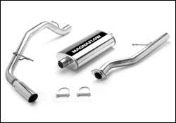 Exhaust - MagnaFlow - MagnaFlow - Magnaflow Cat-Back Exhaust System - 15724