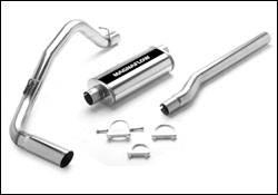 Exhaust - MagnaFlow - MagnaFlow - Magnaflow Cat-Back Exhaust System - 15739