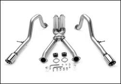 Exhaust - MagnaFlow - MagnaFlow - Magnaflow Cat-Back Exhaust System - 15763