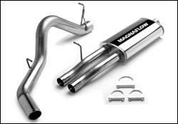 Exhaust - MagnaFlow - MagnaFlow - Magnaflow Cat-Back Exhaust System - 15779