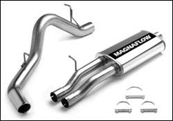 Exhaust - MagnaFlow - MagnaFlow - Magnaflow Cat-Back Exhaust System - 15780