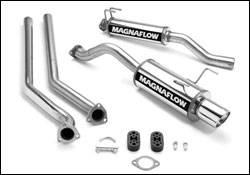 Exhaust - MagnaFlow - MagnaFlow - Magnaflow Cat-Back Exhaust System with 2.25 Inch Pipe & 4 Inch TIp - 15783
