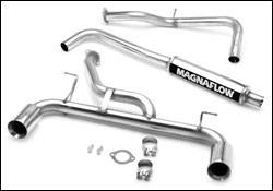 Exhaust - MagnaFlow - MagnaFlow - Magnaflow Cat-Back Exhaust System - 15786