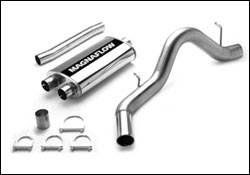 Exhaust - MagnaFlow - MagnaFlow - Magnaflow Cat-Back Exhaust System - 15798