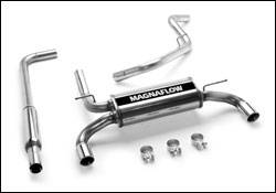 Exhaust - MagnaFlow - MagnaFlow - Magnaflow Cat-Back Exhaust System - 15801