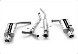 Exhaust - MagnaFlow - MagnaFlow - Magnaflow Cat-Back Exhaust System - 15803