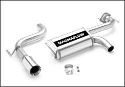 Exhaust - MagnaFlow - MagnaFlow - Magnaflow Cat-Back Exhaust System - 15812